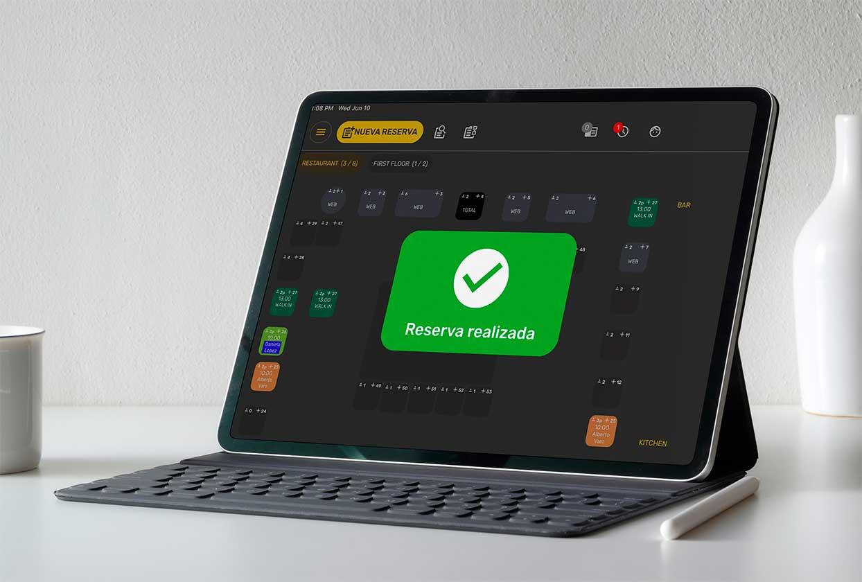 Centralita Virtual de TicGrup con integración con CoverManager